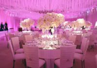 Hire quality furniture and make your event memorable