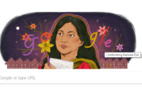 Google Celebrates Work And Life Of Kamala Das With A Doodle 2018
