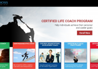 Symbiosis Coaching – ICF accredited Certified Life Coach program