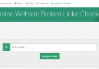 Broken links checker tool and why we should use it
