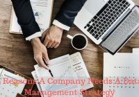 5 Reasons A Company Needs A Data Management Strategy