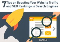 Boost Your Web Traffic And Rankings With These 7 Tips