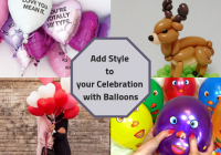 Add Style to your Celebration with Favorite Balloon Decoration