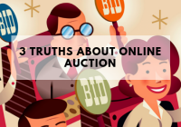 3 Truths about online auction