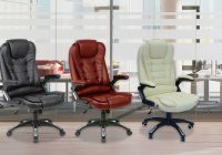 Why Choose An Executive Chair?