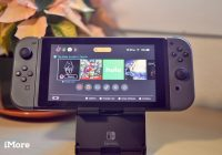 The mobile phone will be the main accessory for the Nintendo Switch online