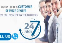 Eureka Forbes Customer Service Center: The Best Solution For Water Impurities