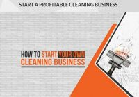Do You Think Starting a Cleaning Business is For You?