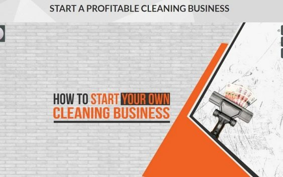 Start A Cleaning Business Uk
