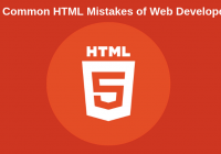 7 Common HTML Mistakes Web Developers Must Know