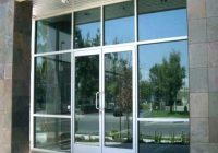 Business Advantages of Installing Commercial Glass Storefront