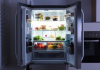 Different aspects of a Refrigerator