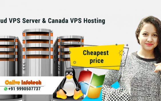 Canada Cloud VPS Server Hosting