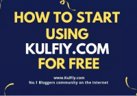 How to start using KulFiy.com?