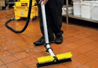 What do commercial cleaning services do?