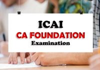 CA Foundation Course – The Comprehensive Guide