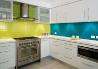 Tips to Upgrade Kitchen Interior Using Back Painted Glass