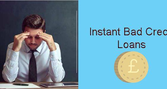 instant bad credit loans_uk