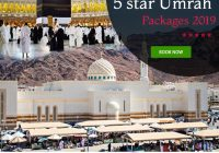 Umrah Packages for Muslims in U.K