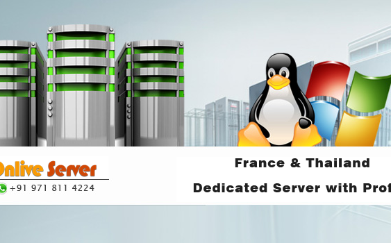 What Importance of France & Thailand Dedicated Server with Profits