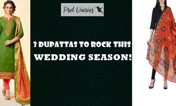 wedding dupatta pretdiaries