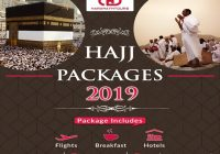 Hajj packages 2019 by the Haramayn Tours