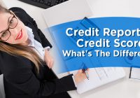 Credit score vs. credit report: What's what?