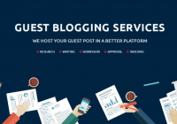 Why you choose guest blogging service?